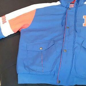 check out bfefd 0045a Mens Denver Broncos Winter Coat